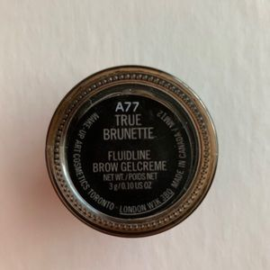 MAC Fluidline Brow Gelcreme in True Brunette